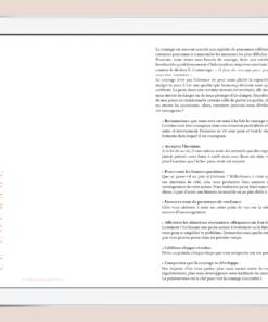 Myblueprintvf - Planner Digital Non-date pdf agenda rêves developpement personnel thématique